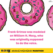 Frank Grimes Frosted Fact