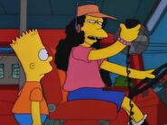 Bart the Daredevil 73