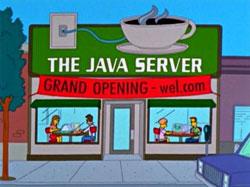 Java server