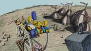 Married to the Blob Couch Gag - 11