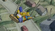 Married to the Blob Couch Gag - 7