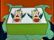 Official Krusty the Clown Walkie-Talkies