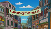 Running of the Bullies