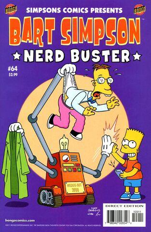 File:Bart Simpson-Nerd Buster.JPG