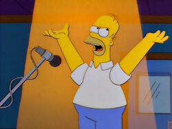 Homer auditions