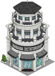 Banana Dictatorship Tapped Out