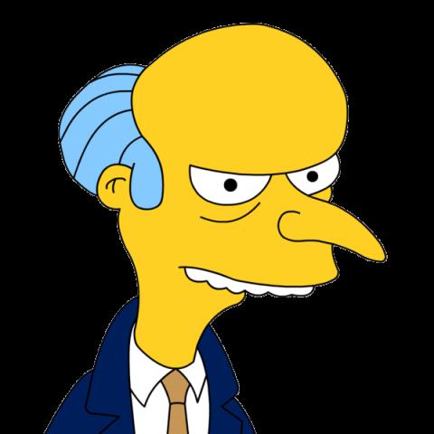 Charles Montgomery Burns Simpsons Italia FANDOM powered by Wikia