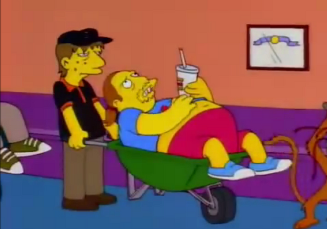 File:Comic Book Guy at the hospital.PNG