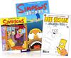 Список Симпсоны медиа