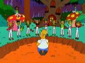 Homer jockeys sing