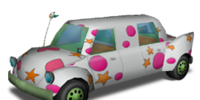 Krusty's Limo