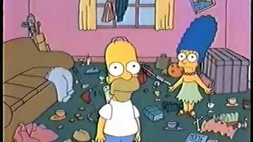 The Simpsons Bart's Little Fantasy