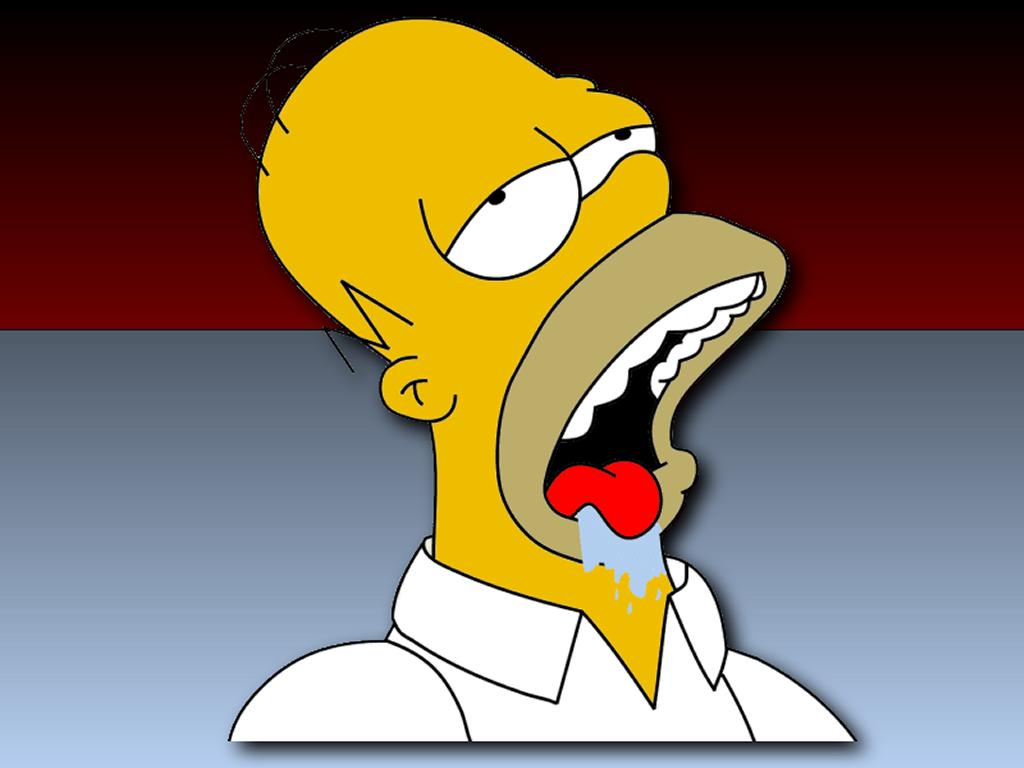 Image - Homer drool.jpg | Simpsons Wiki | Fandom powered by Wikia