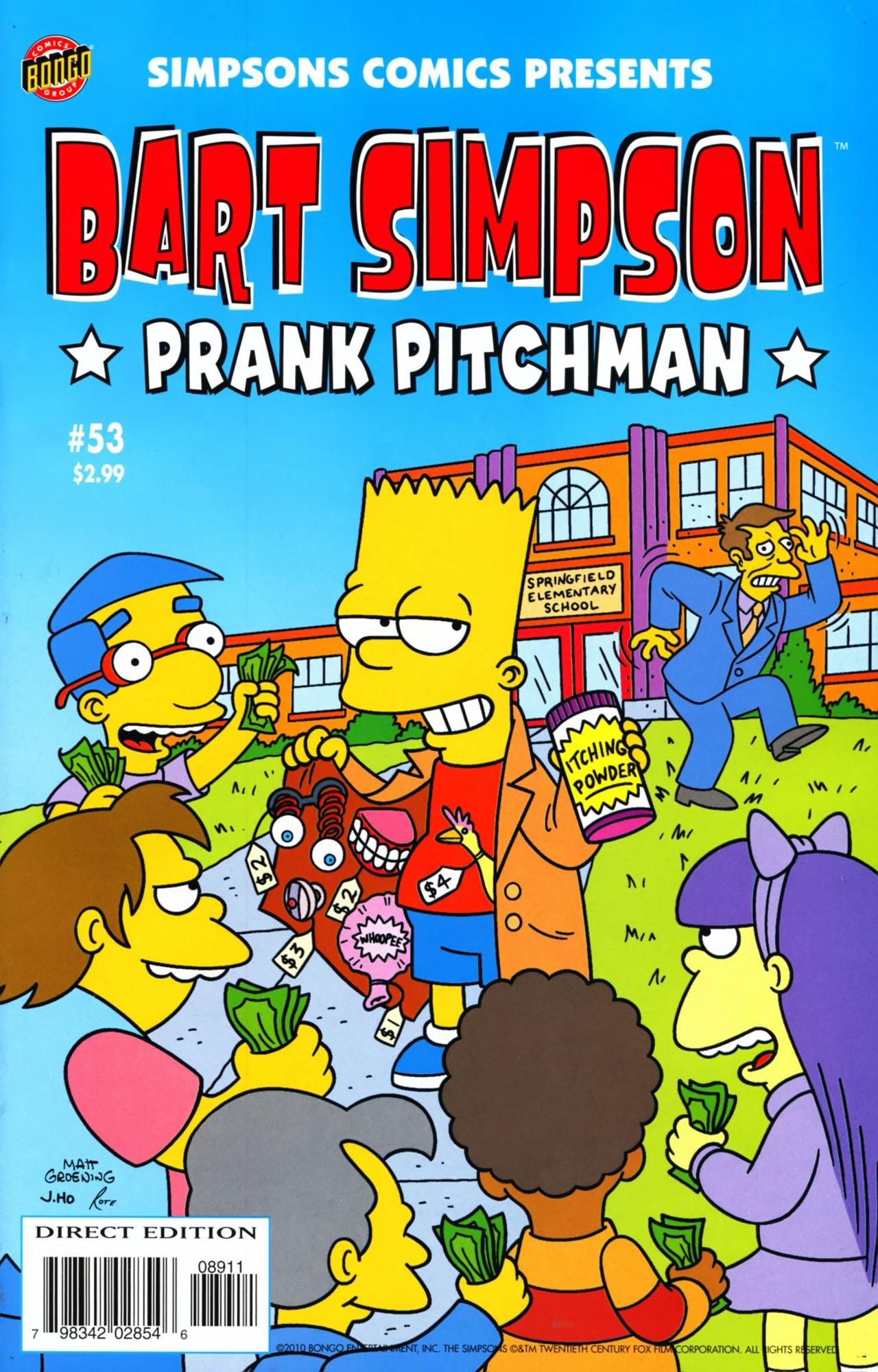 Bart Simpson Comics 53   Simpsons Wiki   FANDOM powered by