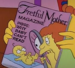 Fretful Mother Magazine
