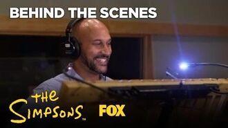 Keegan-Michael Key Is Jazzy James Season 28 Ep. 11 THE SIMPSONS