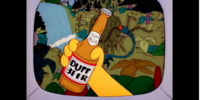 Duff Beer Advertiser