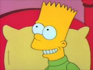 Bart asks