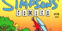 Simpsons Comics 178