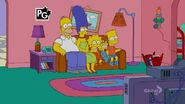 Hardly Kirk-ing (Couch Gag) 1