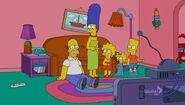 Lisa Goes Gaga (Couch Gag) 4