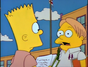 Bart and martin