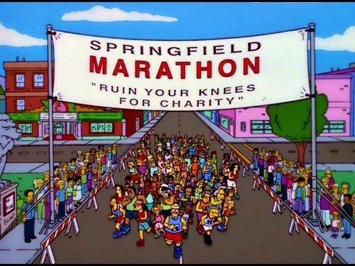 springfield marathon simpsons wiki fandom powered by wikia