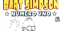 Bart Simpson Comics 38