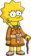 Sacagawea LisaTapped Out