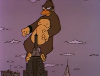 King Homer Deep Deep Trouble