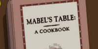 Mabel's Table: A Cookbook