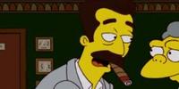 Unnamed smoking man