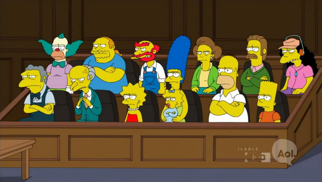 File:Simpsons Cast Jury on Family Guy.PNG