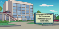 Springfield Subatomic Supercollider