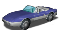 Malibu Stacy Car