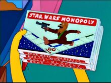 Star Wars - Monopoly