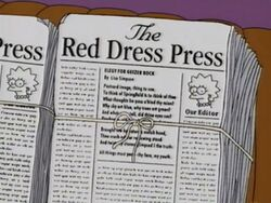 The Red Dress Press