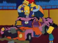 Bart the Daredevil 36