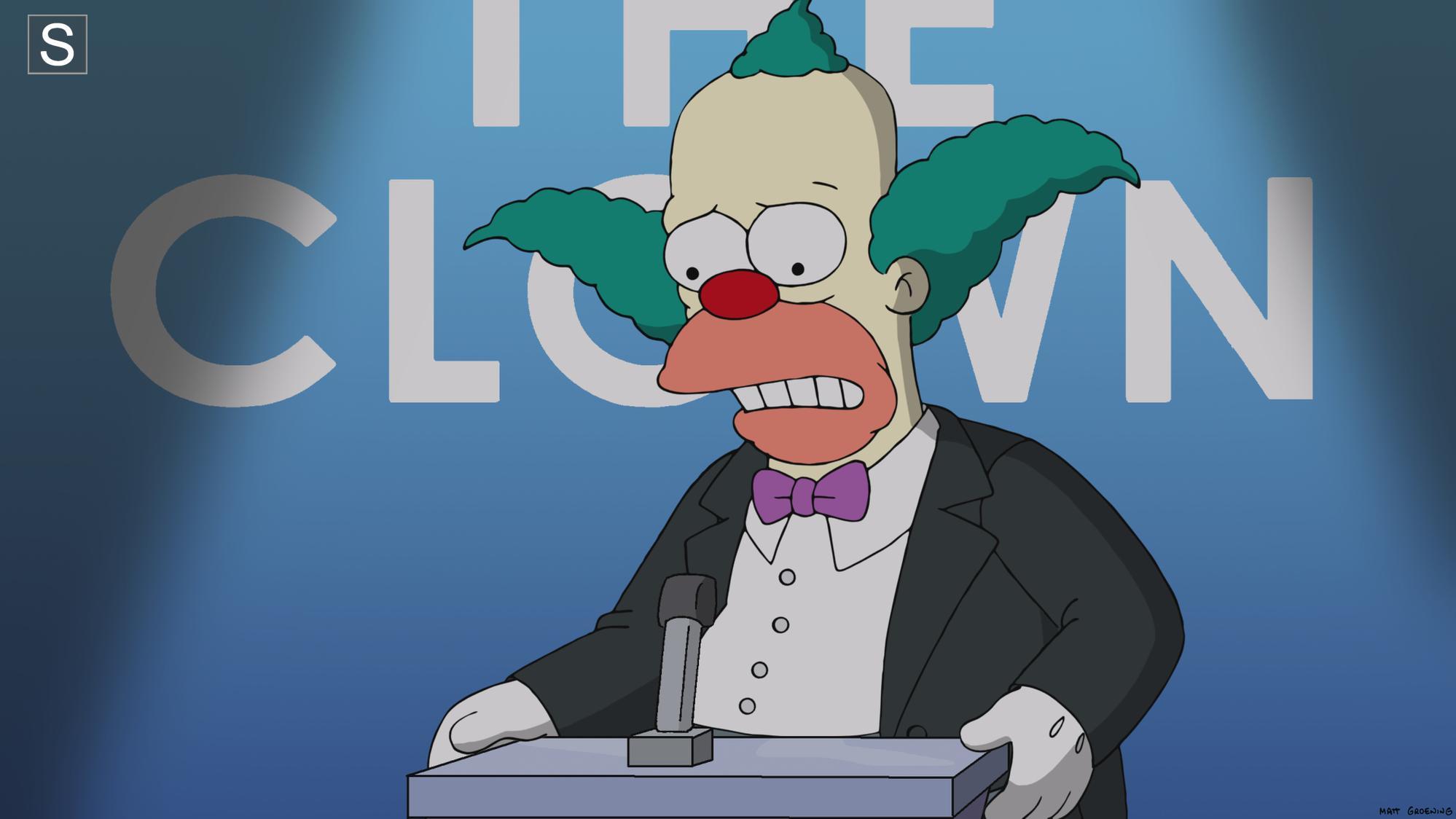 clown in the dumps simpsons wiki fandom powered by wikia