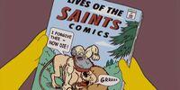 Lives of the Saints Comics