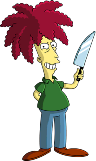Tapped Out Sideshow Bob Artwork