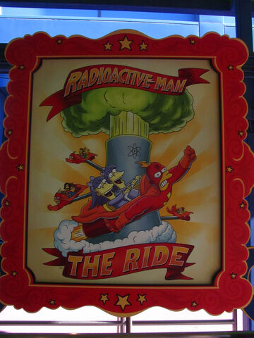 File:The Simpsons Ride Radioactive Man The Ride Poster.jpg