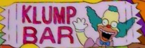 Krusty klump bar