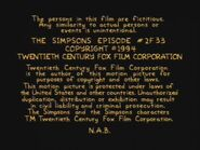 Another Simpsons Clip Show - Credits 00044