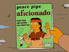 Peace Pipe Aficionado