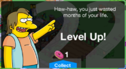 Level 22 Message