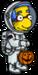 Milhouse Trick-or-Treating Costume