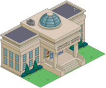 Springfield Museum of Natural History Tapped Out