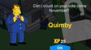 Quimby Unlock Screen