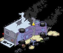 Prison Bus Menu